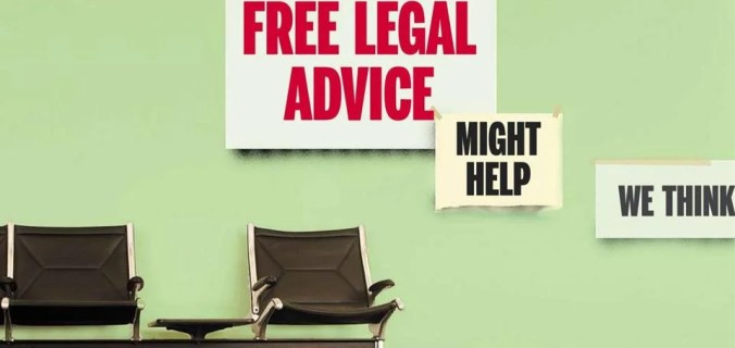 Free Legal Advice But Does It Work The Boston Globe