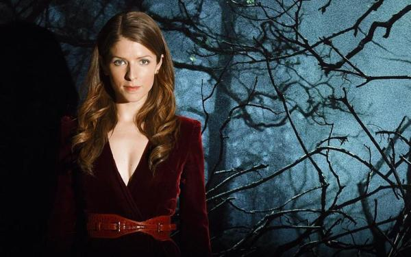 Anna Kendrick goes 'Into the Woods' - The Boston Globe