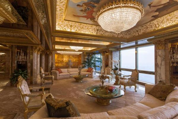 A presidential penthouse, far above a madding crowd - The ...