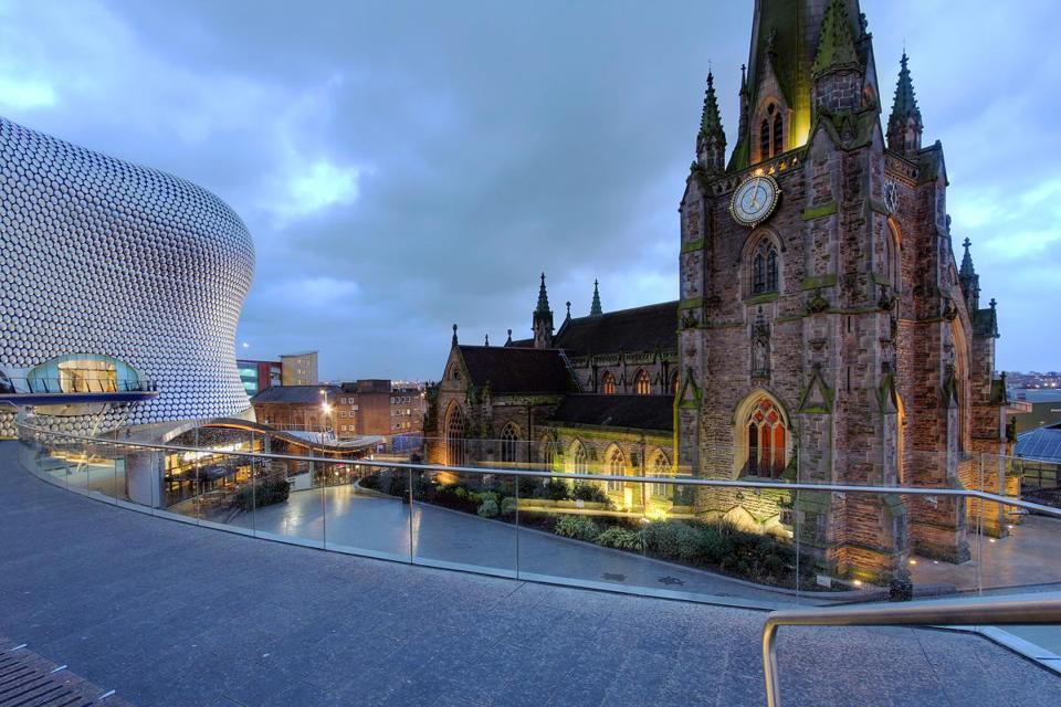 City Birmingham Uk