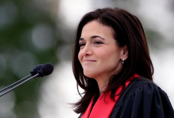 Here's the commencement speech that Sheryl Sandberg should ...