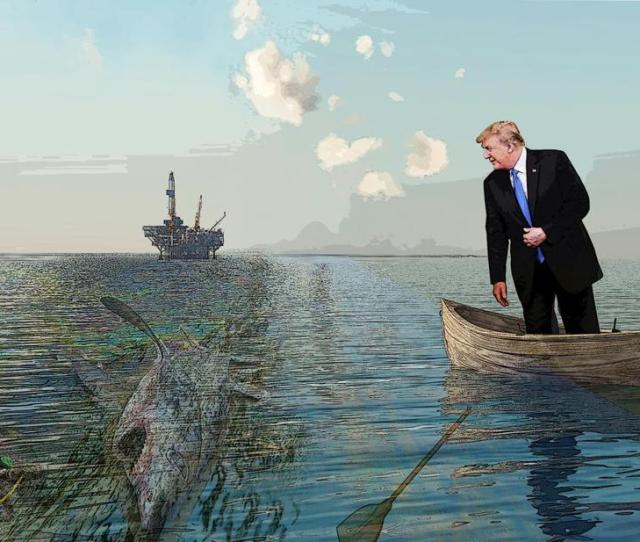 The Cataclysmic Cost Of Trumps War On Oceans