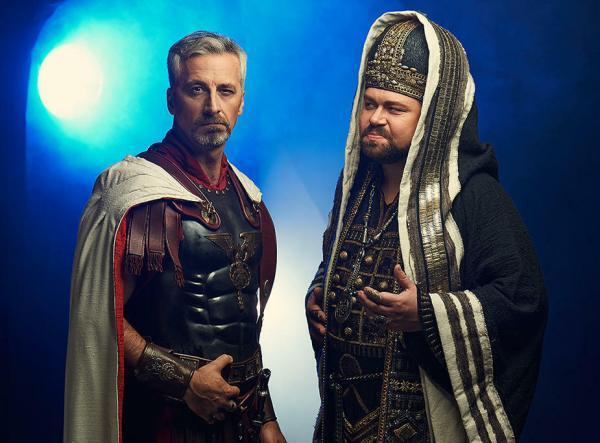 Московская премьера мюзикла «Мастер и Маргарита» по ...