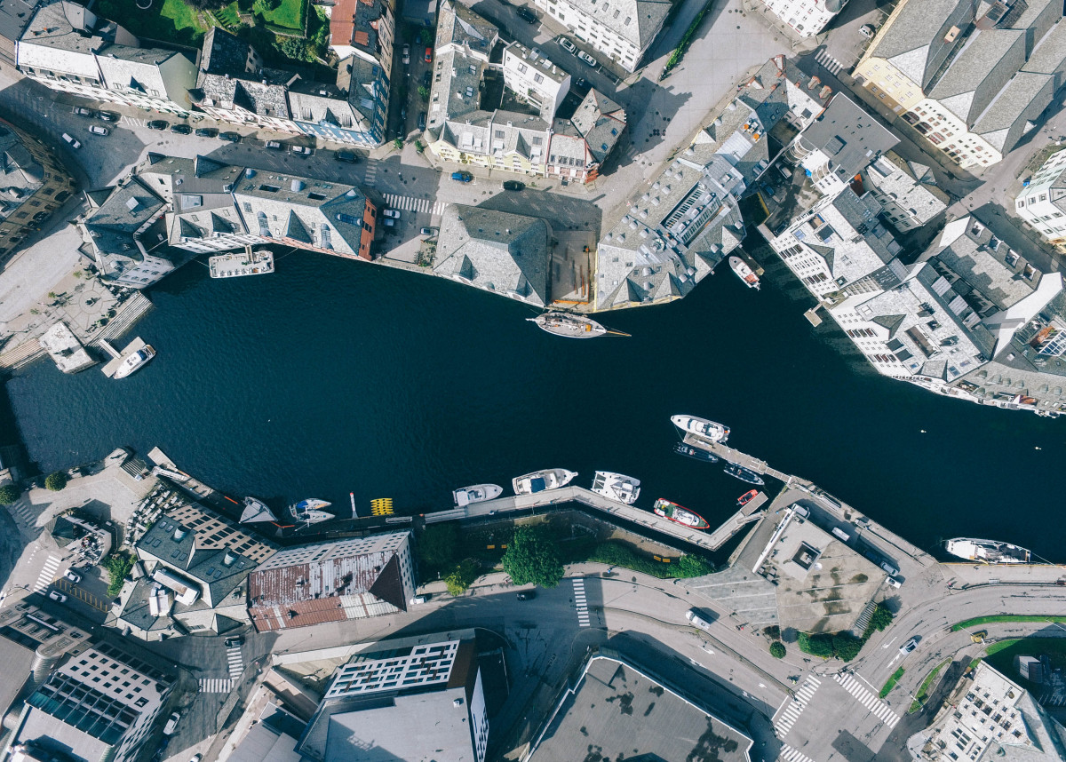 Free Images Boat Yacht Blue Marina Aerial View