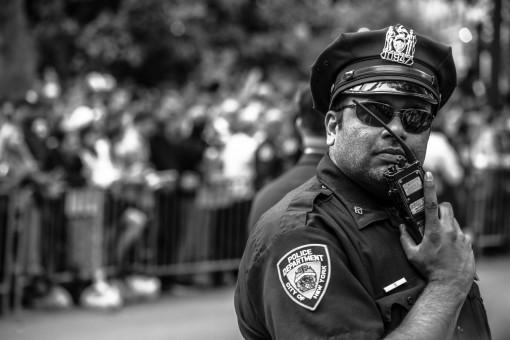картинки человек черное и белое Манхеттен портрет