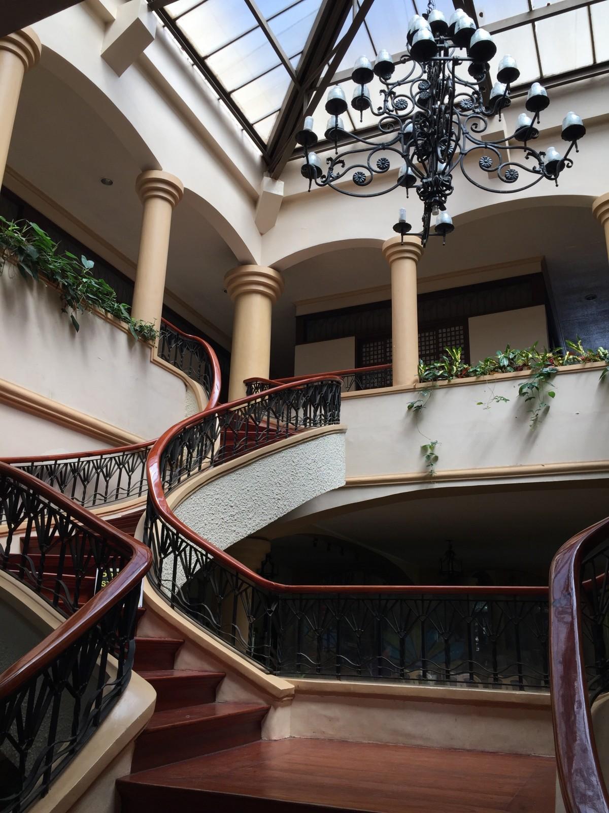 Images Gratuites Architecture Structure Bois Escalier