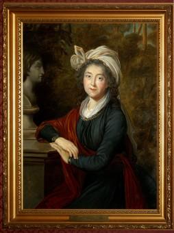 картинки марочный ретро старый портрет Исторический