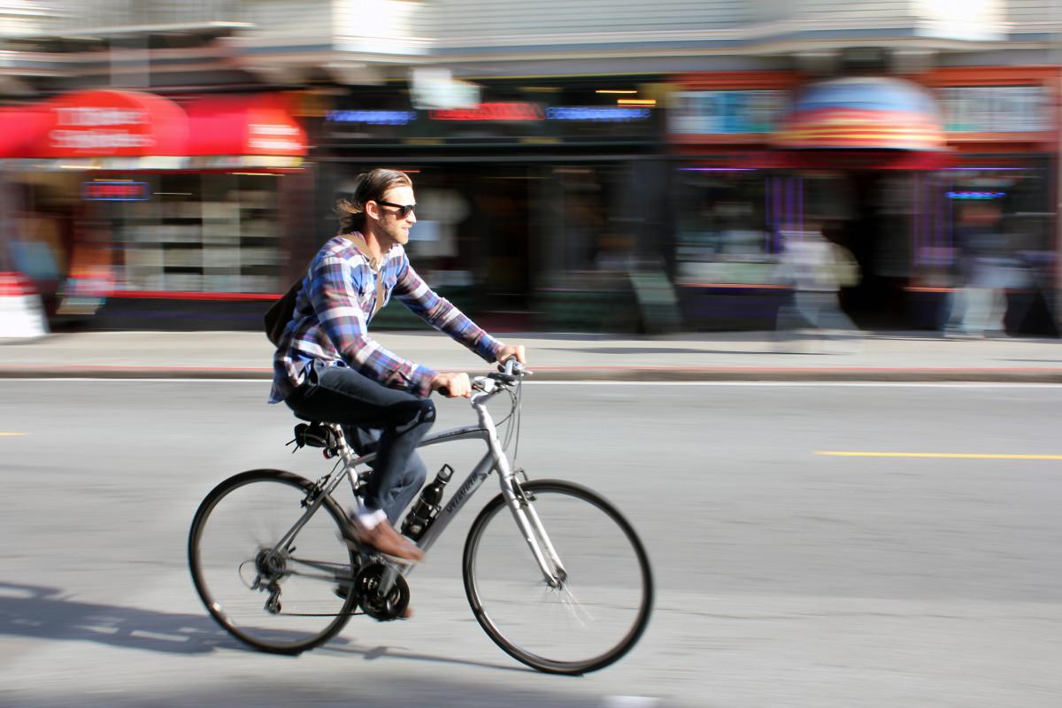 Free Images Pedestrian People Hiking Street Bicycle