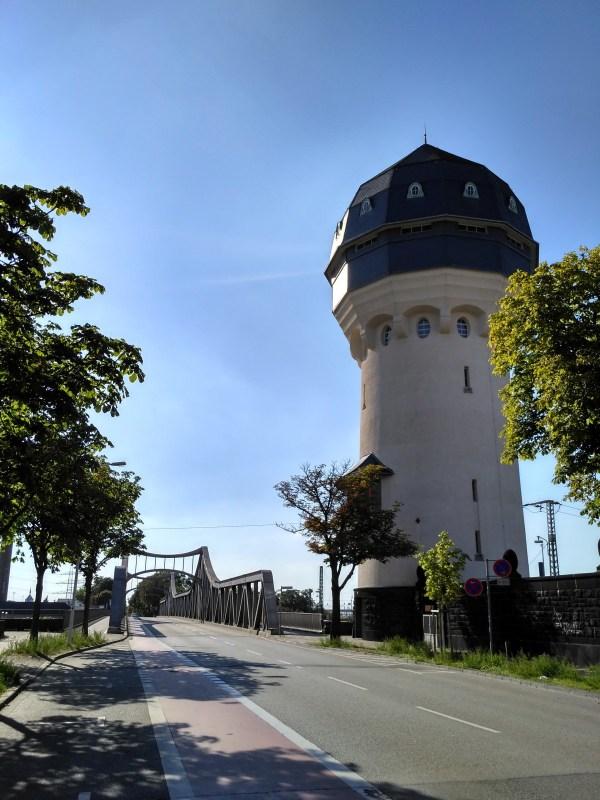 картинки : мост, Башня, Ориентир, водяная башня ...