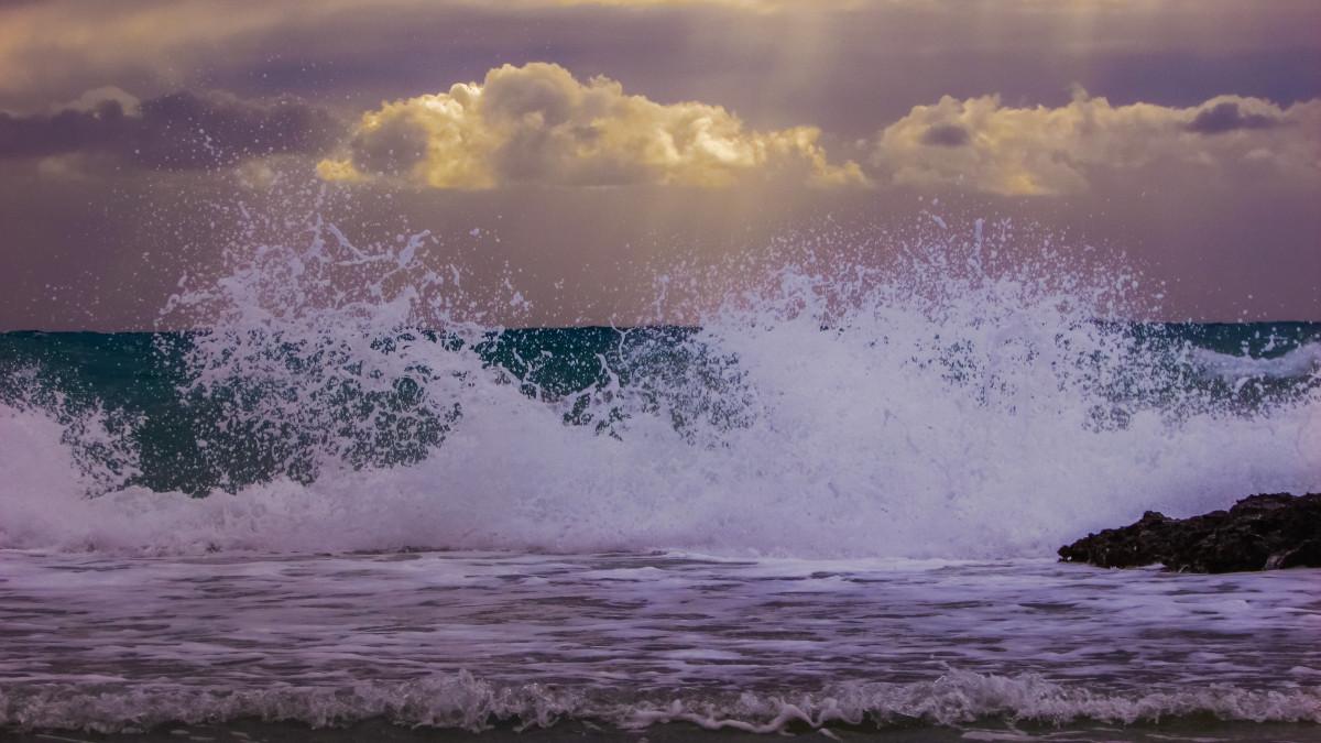 Free Images Beach Sea Coast Ocean Horizon Cloud