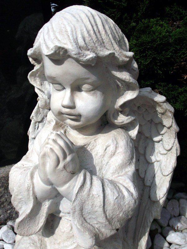 картинки памятник статуя кладбище Скульптура Ангел