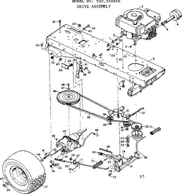00009573 00004?resize\\\\\\\=608%2C648\\\\\\\&ssl\\\\\\\=1 ys4500 craftsman riding lawn mower wiring diagram craftsman craftsman ys 4500 wiring diagram at creativeand.co