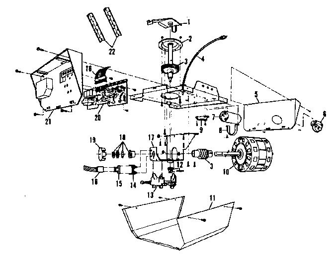 Sears Garage Door Transmitters
