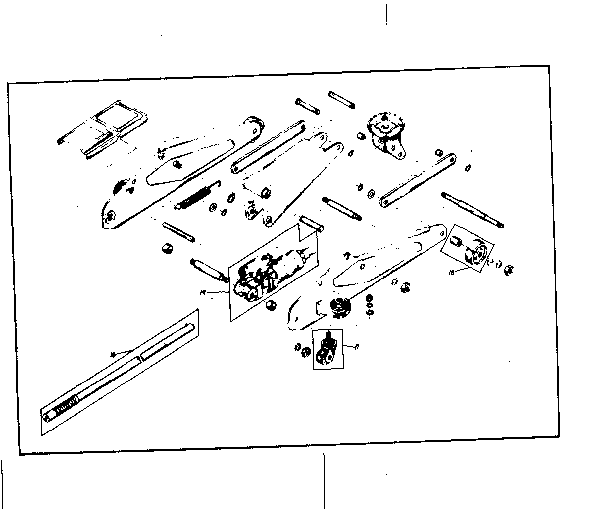 craftsman floor jack parts list