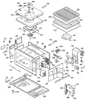 Ge Oven: Ge Oven Wiring Diagram