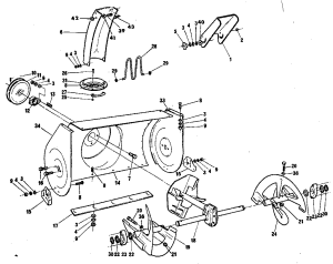 John Deere 826 Snowblower Wiring Diagram  Auto Electrical