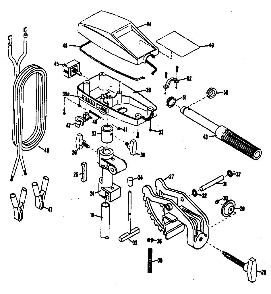 Minn Kota Replacement Parts