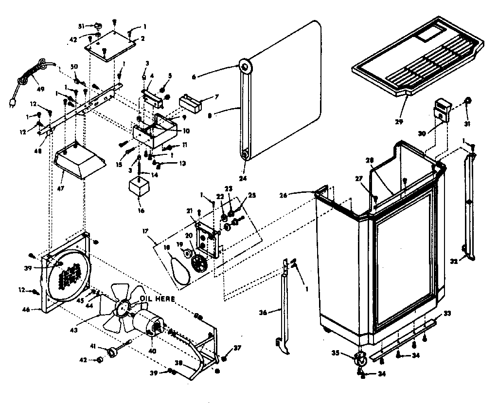 Kenmore model 758740906 humidifier genuine parts kenmore model 758740906 humidifier genuine parts humidifier on furnace diagram humidifier parts diagram 12