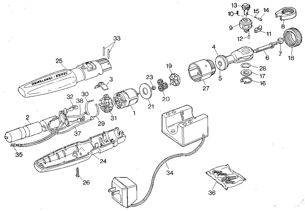Schematics Craftsman Ratchet