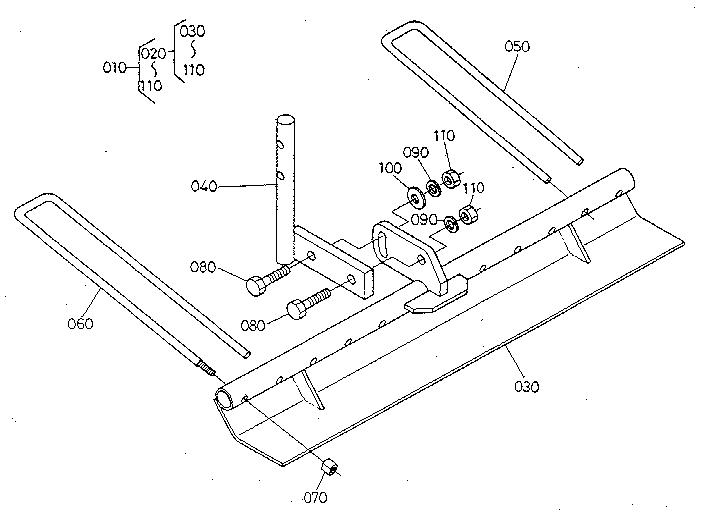 V2203 Diagram Pump Injector
