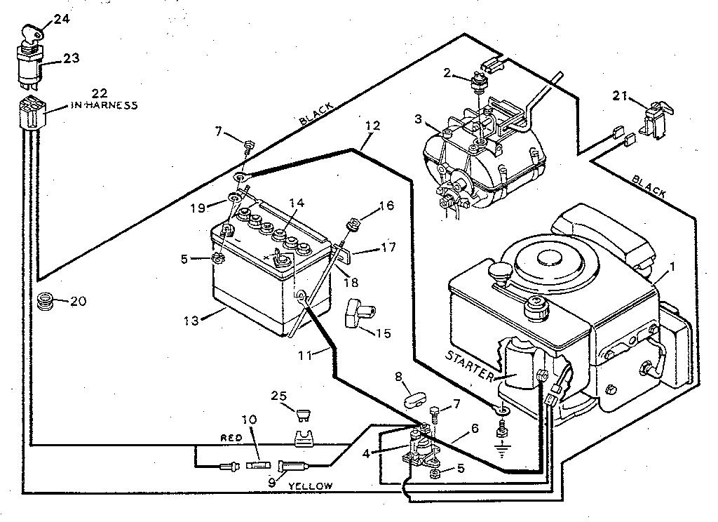 Honda Lawn Mower Engine Carburetor Diagram