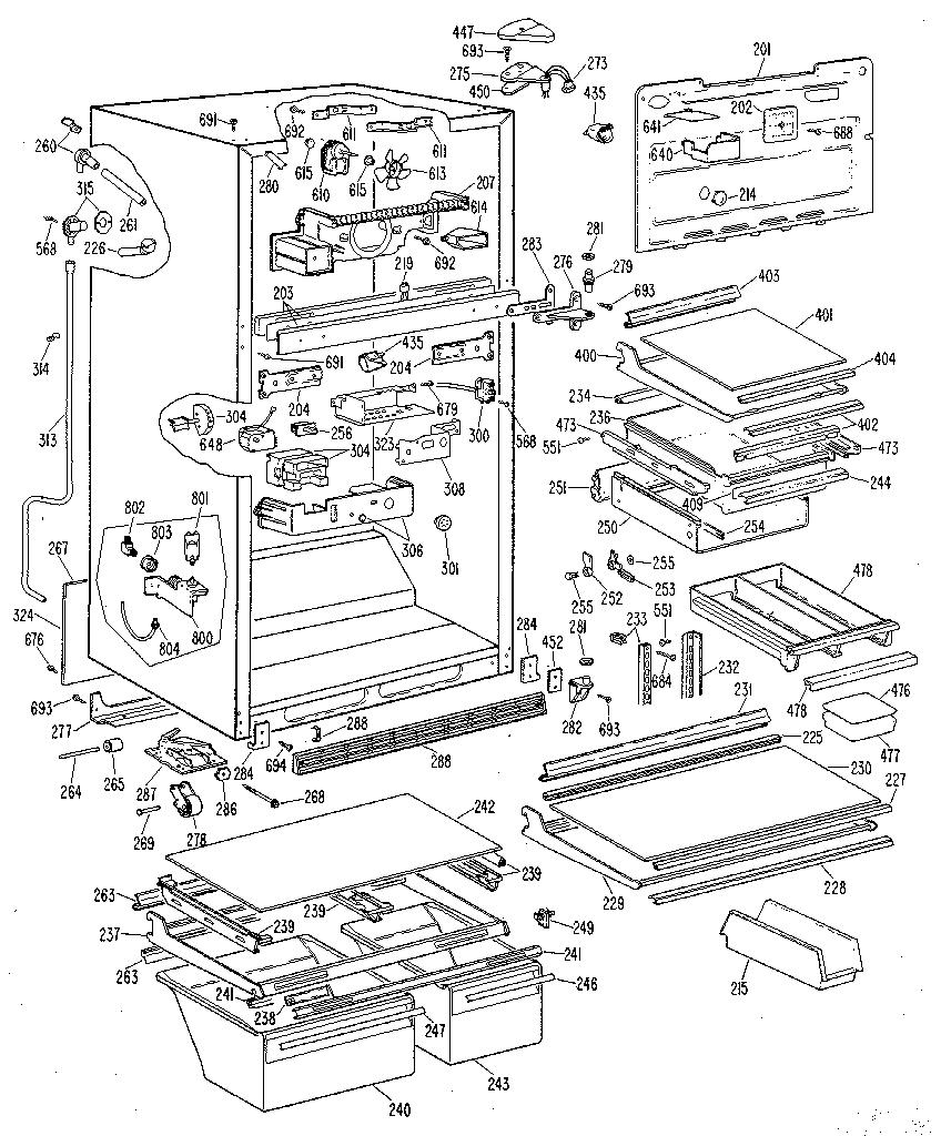 Generous ge profile refrigerator wiring diagram ideas everything