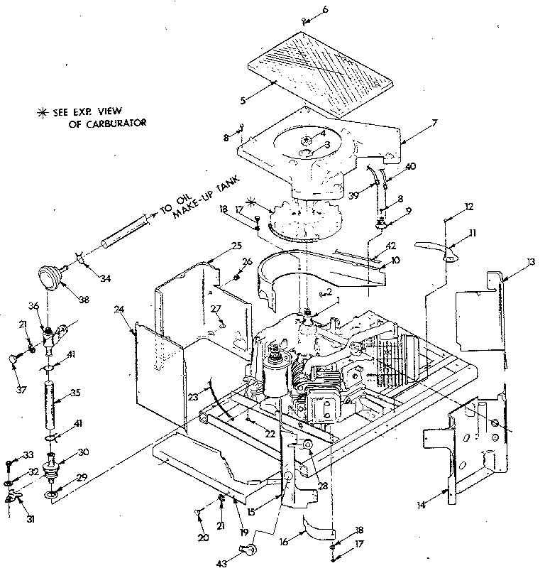 Generac Standby Generator Parts List