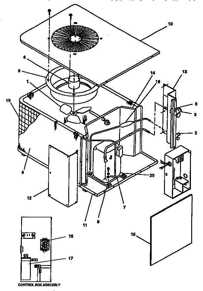Janitrol Air Conditioner Parts