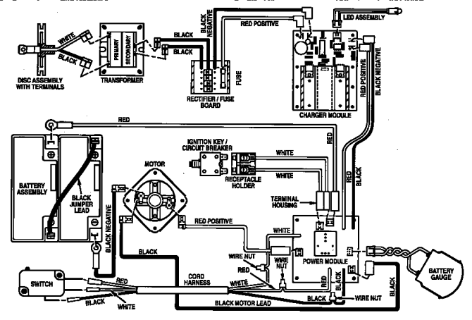 wiring diagram for craftsman lawn mower  55 chevy wiring