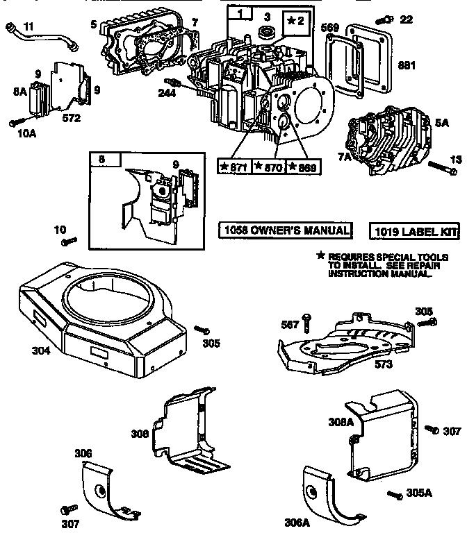 42a707 Briggs Carburetor And Stratton