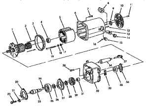 EMERSON ELECTRIC MOTOR Parts | Model 823662 | Sears