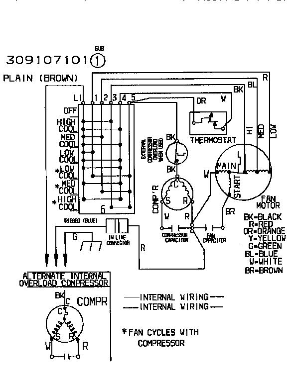 Goodman Heat Pump Defrost Control Board Wiring Diagram