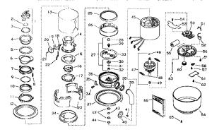 Insinkerator Garbage Disposal Parts Diagram  Wiring Diagram