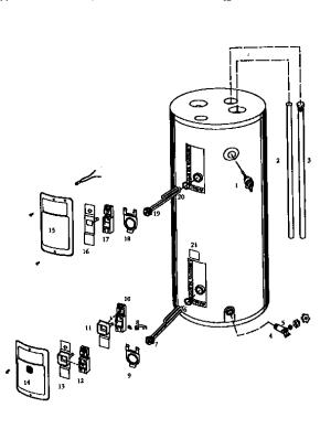 KENMORE KENMORE POWER MISER 5 Parts | Model 153324350