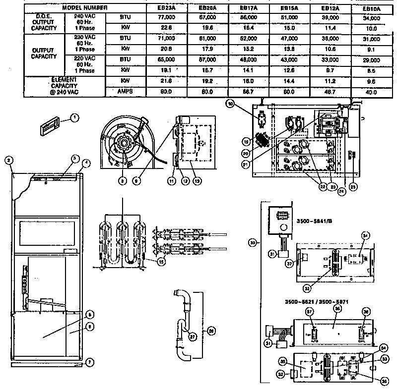commercial air handler diagram