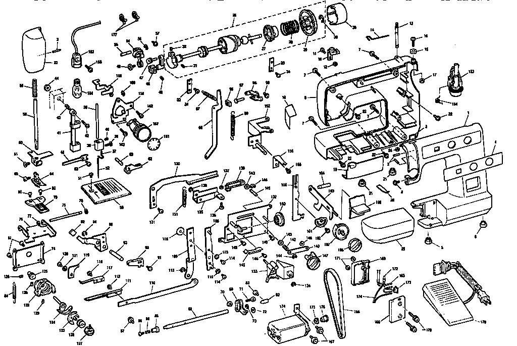 Consew Industrial Sewing Machine Manual