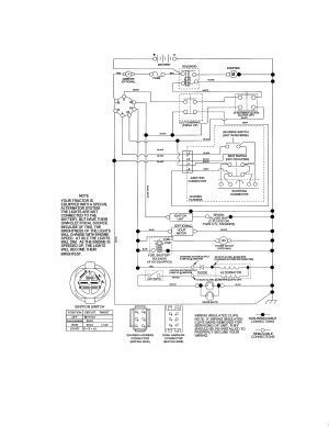 CRAFTSMAN   Model #917288520   TRACTOR   SearsPartsDirect