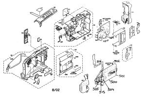 JVC CAMCORDER Parts | Model GRAXM230U | Sears PartsDirect