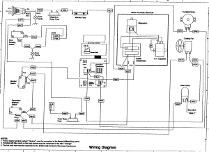 WIRING DIAGRAM Diagram & Parts List for Model R409CK Sharp