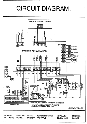KENMORE ELITE Refrigerator Parts | Model 79575196400