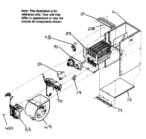PAYNE GAS FURNACE Parts | Model PG8MAA036070 | Sears