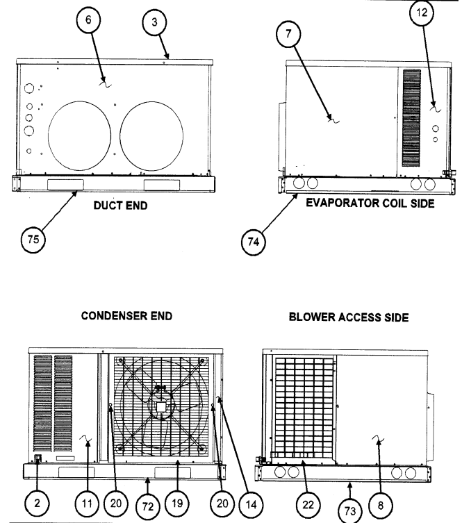 air conditioning wiring diagram wiring diagrams air conditioner wiring diagrams