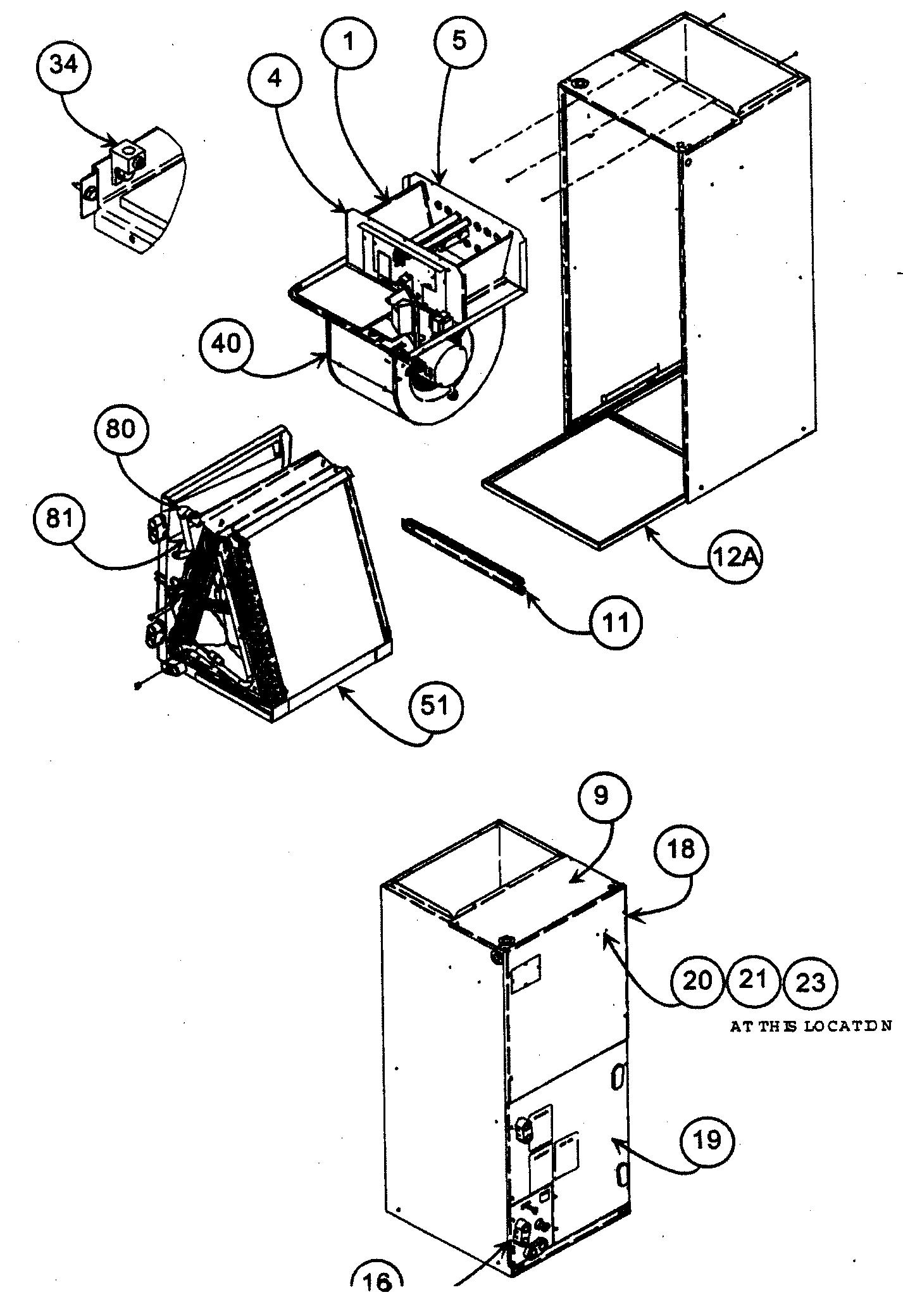 Carrier Chiller Spare Parts List