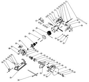 CRAFTSMAN CIRCULAR SAW Parts | Model 32028195 | Sears PartsDirect