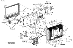 SYLVANIA LCD TELEVISIONDVD Parts | Model LD195SSX | Sears PartsDirect
