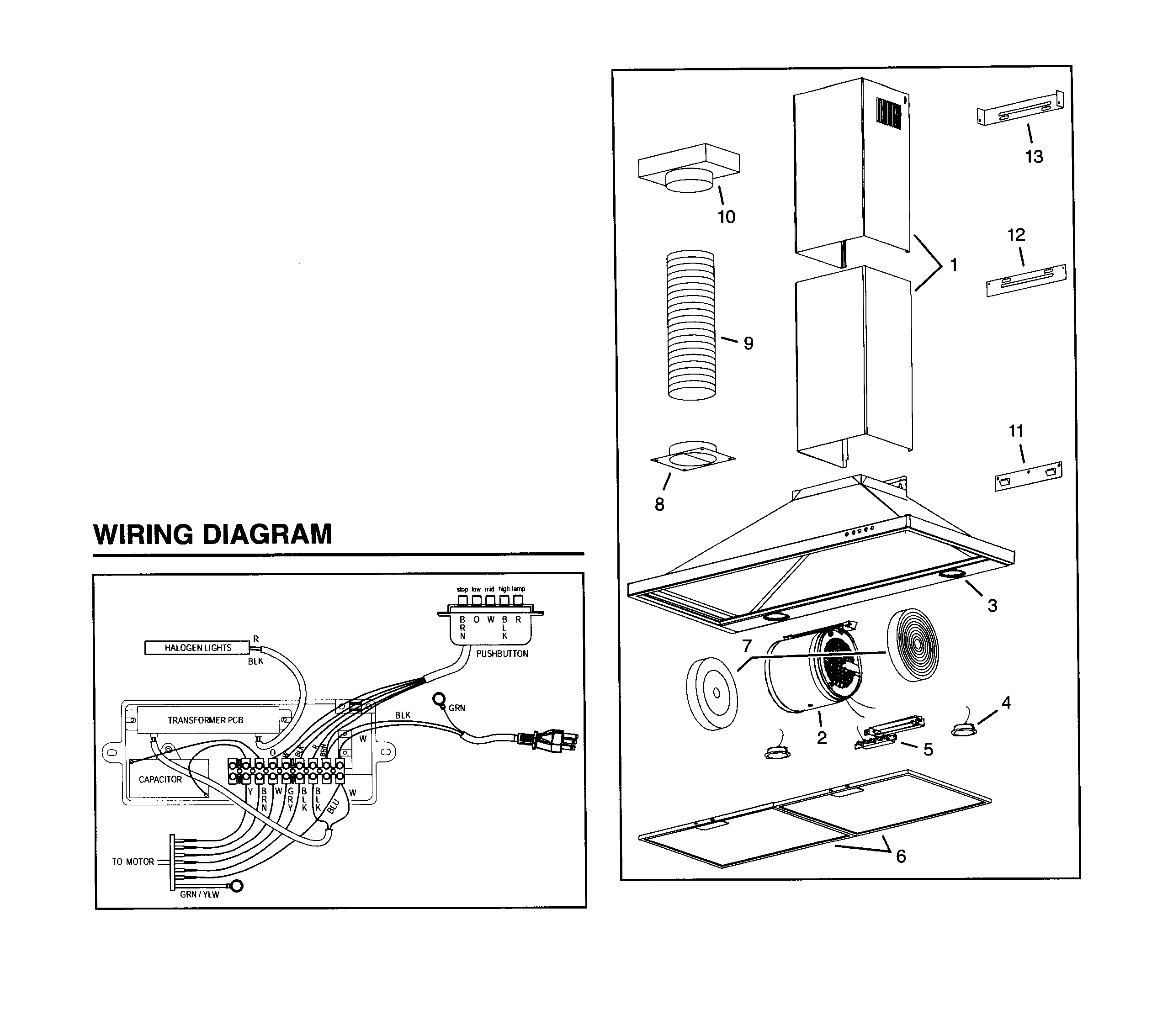 brake force controller wiring diagram