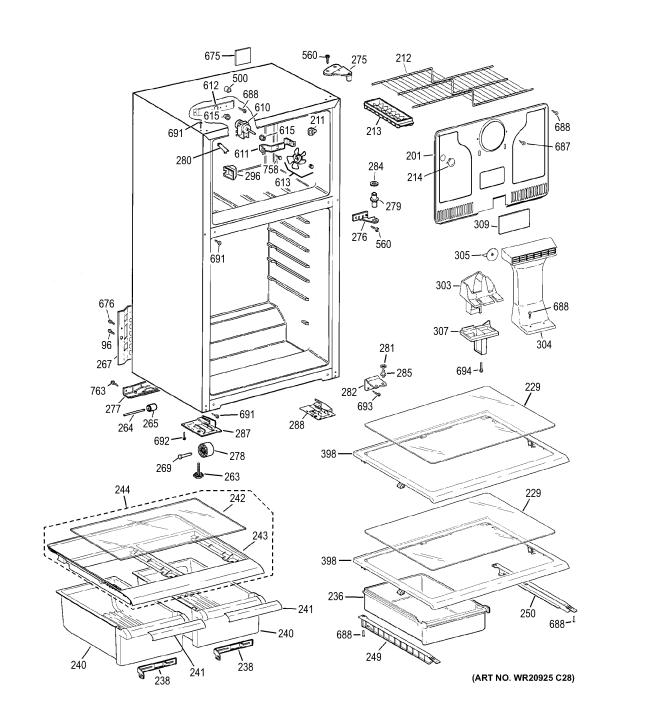 Ge refrigerators parts diagram the best refrigerator 2018 samsung refrigerator parts schematic wiring diagram asfbconference2016 Choice Image