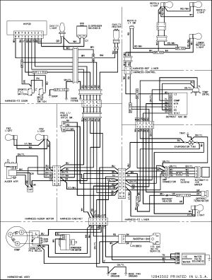 WIRING INFORMATION Diagram & Parts List for Model