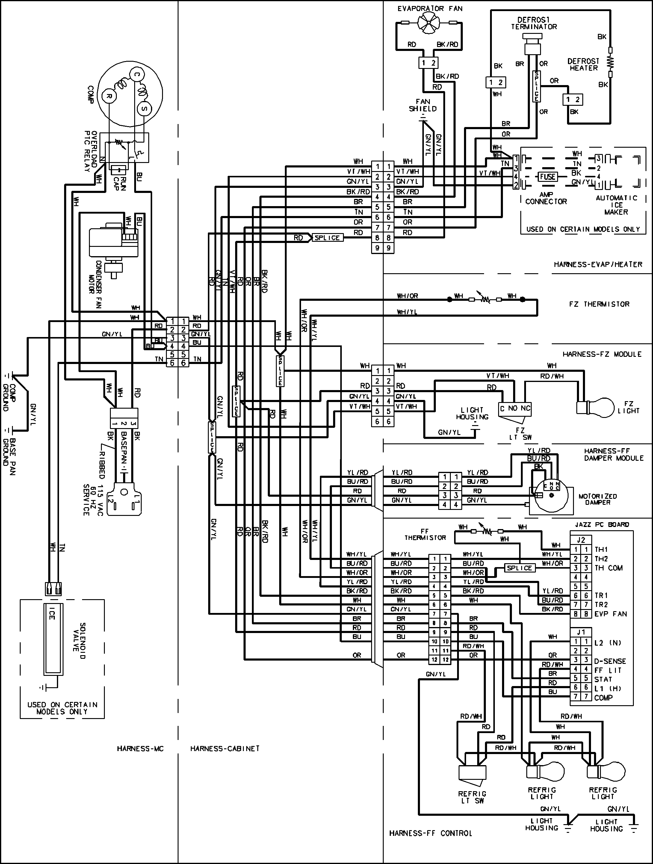 mde7400ayw wiring diagram   25 wiring diagram images