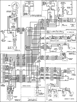 WIRING INFORMATION (SERIES 10) Diagram & Parts List for